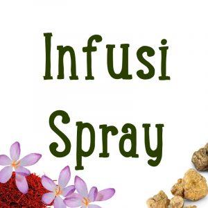 Infusi spray